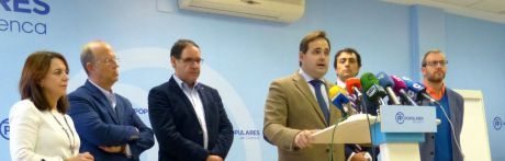 Núñez pide al PSOE que vote a favor de aumentar hasta los 37 millones de euros la inversión para el nuevo Hospital de Cuenca en 2020