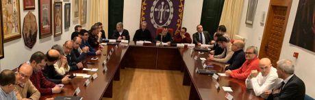La Junta de Cofradías vuelve a destinar una partida de 6.000 euros para apoyar cinco proyectos solidarios
