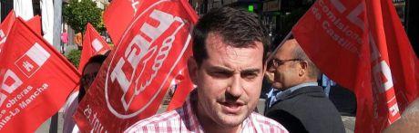 Carlos Pedrosa cree que el conquense José Azcoitia es el mejor situado para sucederle como secretario general de UGT en la región