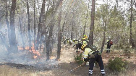Castilla-La Mancha invierte 85 millones de euros en la campaña de extinción y prevención de incendios forestales de este año