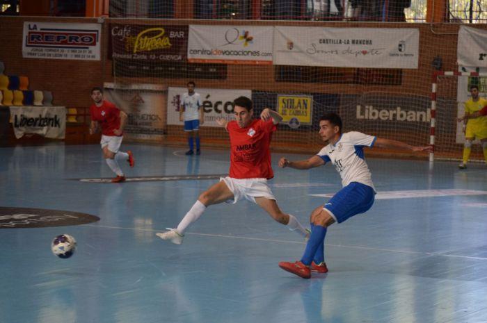 El F.S. VivoCuenca cierra la primera vuelta con derbi ante el Sport Villamayor