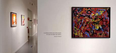 Terán, el retorno a la pintura como estrategia simbólica