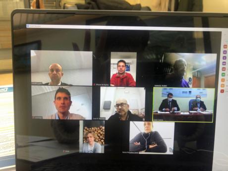 El Comité Ejecutivo de CEOE CEPYME Cuenca avanza meses duros para la economía provincial