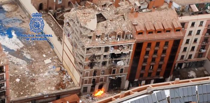 El electricista fallecido en la explosión de Madrid, vinculado al pueblo de Uclés