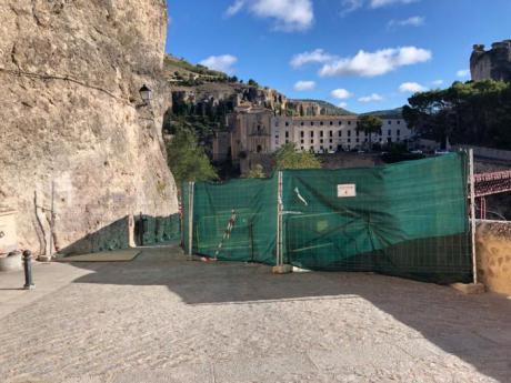El Consorcio aprueba los pliegos de condiciones para la licitación de las obras de reparación de la calle Canónigos