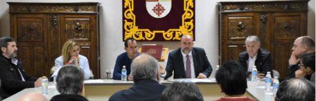 La Junta presenta su propuesta de energías renovables como alternativa al ATC de Villar de Cañas