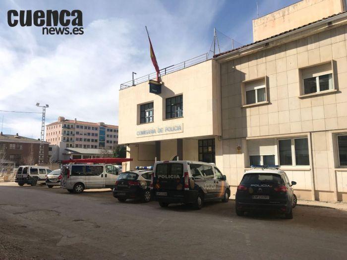 La Policía Nacional detiene a un toledano que estafó 26.700 euros a una pareja de Cuenca