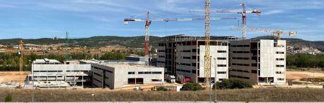 El equipamiento del futuro hospital costará casi 30 millones de euros