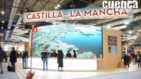 El estand de Castilla-La Mancha en Fitur supera los 100.000 visitantes en los tres primeros días de la feria