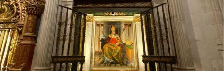 Apertura tras su restauración de la Capilla de San Julián del Arcipreste Barba