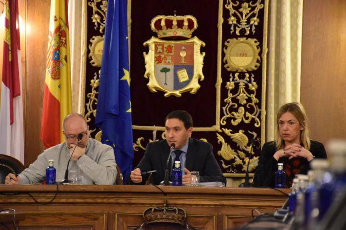 Pleno Diputación de Cuenca