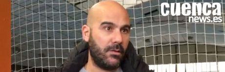 Lidio Jiménez confía que el Liberbank Cuenca pase a la fase final de la Copa del Rey