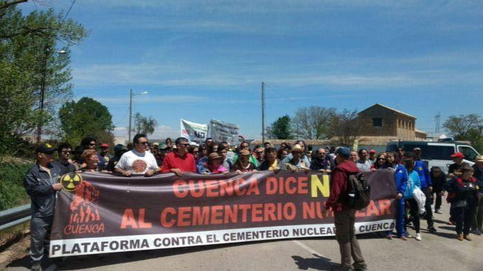 """La Plataforma contra el ATC ve """"coherente"""" dejar de lado Villar de Cañas"""