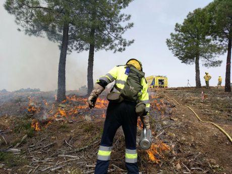 Levantan el secreto de sumario del caso del incendio de Barchín del Hoyo