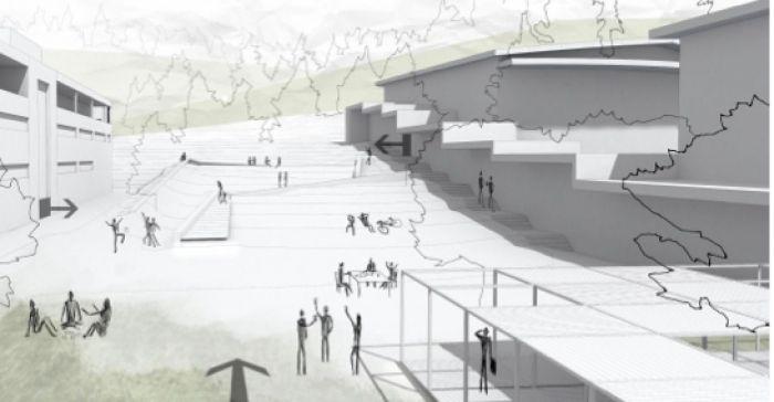El Campus contara con un ágora de más de 3.000 metros cuadrados y una nueva sala de espacio expositivo polivalente