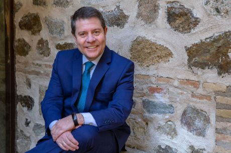 García-Page preside el Consejo de Gobierno itinerante en la localidad conquense de San Clemente