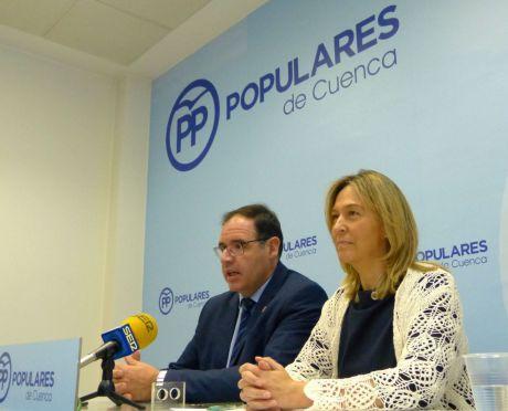 El PP ve 'muy serio' dejar a Villar de Cañas 'sin inversión y alternativa' al ATC