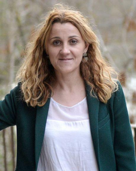 Esther Barrios, concejala de Servicios Sociales, Igualdad y Cooperación