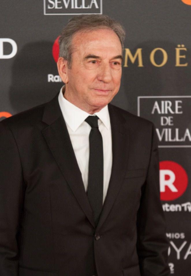 José Luis Perales en la gala de los Goya