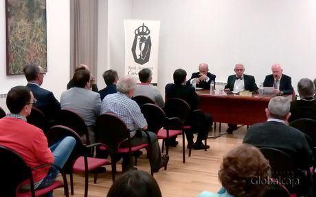 Nueva mirada a la inquisición en la RACAL con una charla del investigador García Pinilla