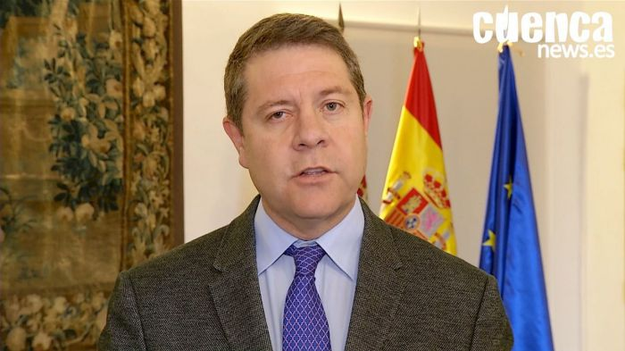 En imagen  Emiliano García-Page