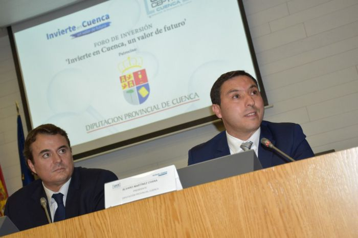 En imagen David Peña y Álvaro Martínez Chana