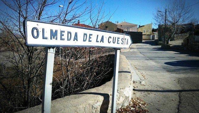 El alcalde de Olmeda de la Cuesta cree que no es el momento de repoblar el municipio