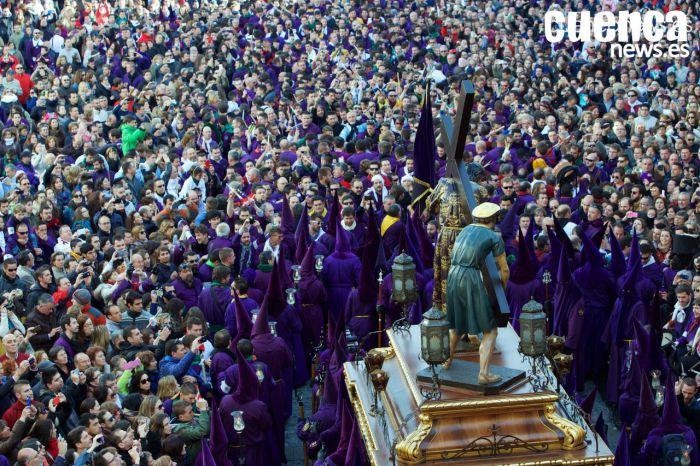 Procesión del Viernes Santo - Camino del Calvario