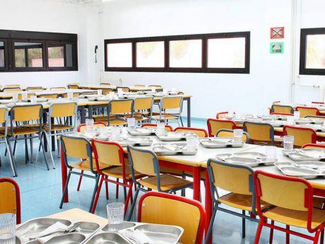 Se garantiza la alimentación del alumnado becado con ayudas de comedor escolar en 18 municipios de la provincia de Cuenca