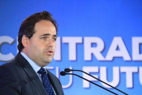 Núñez solicita al presidente Page que ponga a disposición de la lucha contra el coronavirus el nuevo Hospital de Toledo