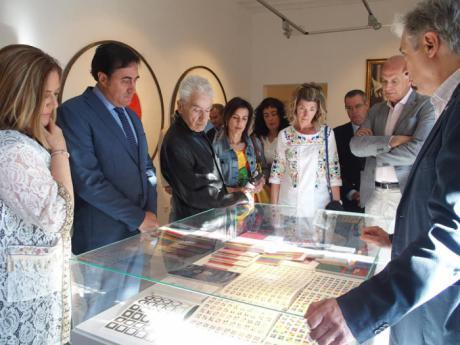 La Casa Zavala ya acoge la exposición 'Primeros 60 años de Arte y Diseño'