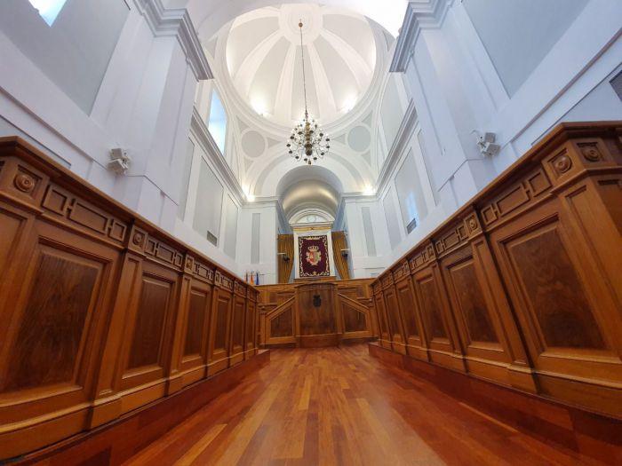 Las Cortes de Castilla-La Mancha recuperarán en julio y agosto la actividad parlamentaria suspendida por la crisis del coronavirus