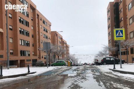 Activado el Pemuvi en fase de prealerta ante la predicción de posibles nevadas desde esta tarde