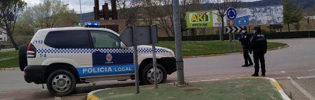 La Policía Local ha efectuado una detención, 35 denuncias y 146 identificaciones desde el 15 de marzo