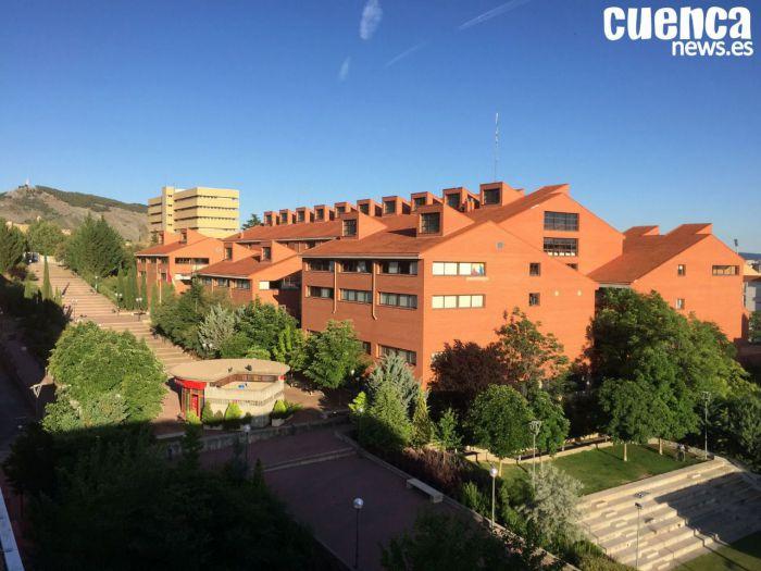 La UCLM acabará el curso en régimen no presencial: 'No hay expectativa de que puedan reanudarse las clases'