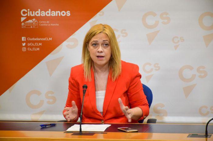 Carmen Picazo, diputada de Ciudadanos