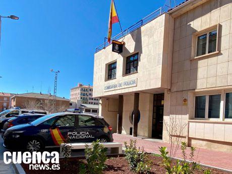 Detenido un hombre por la comisión de cinco robos desde 2019