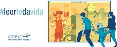 El CEPLI crea el proyecto solidario #Leertedavida