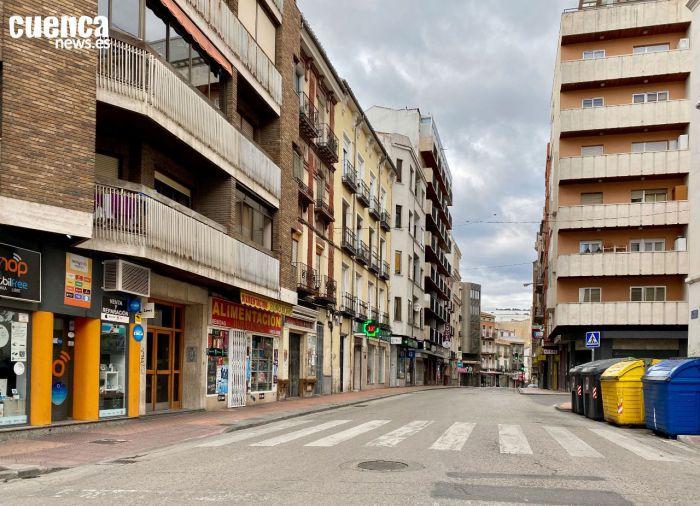 Calle de Cervantes | Imagen de archivo
