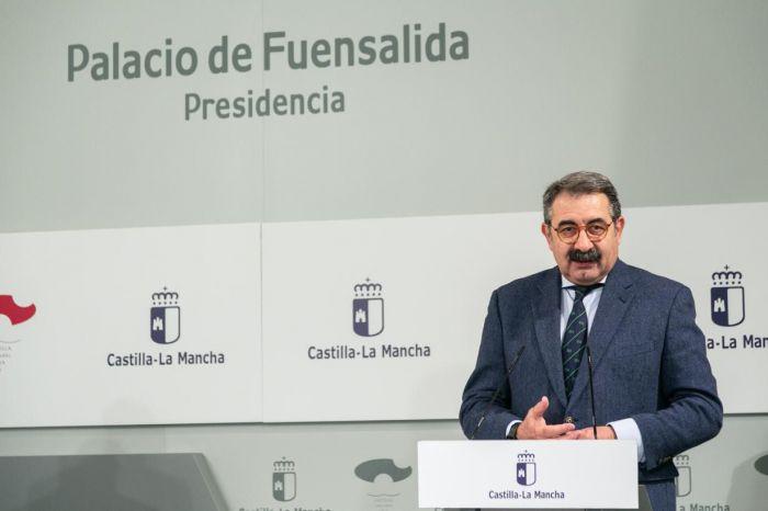 Jesús Fernández, consejero de Sanidad