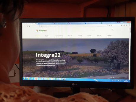 Medio centenar de empresas se promocionarán online gracias al proyecto de lucha contra la despoblación Integra 22
