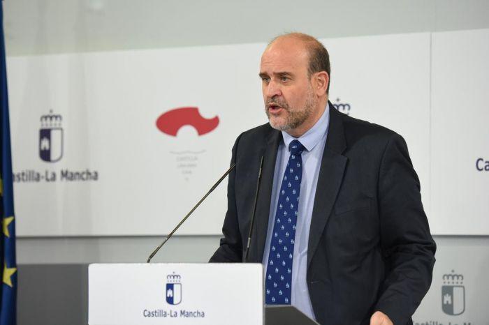 José Luis Martínez Guijarro, vicepresidente regional