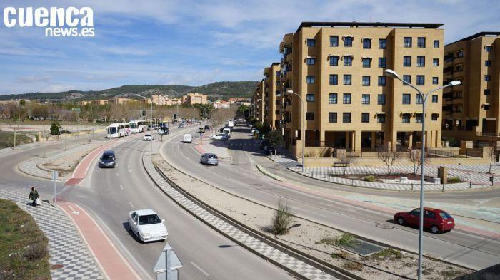 Circunvalación Ronda Oeste de Cuenca