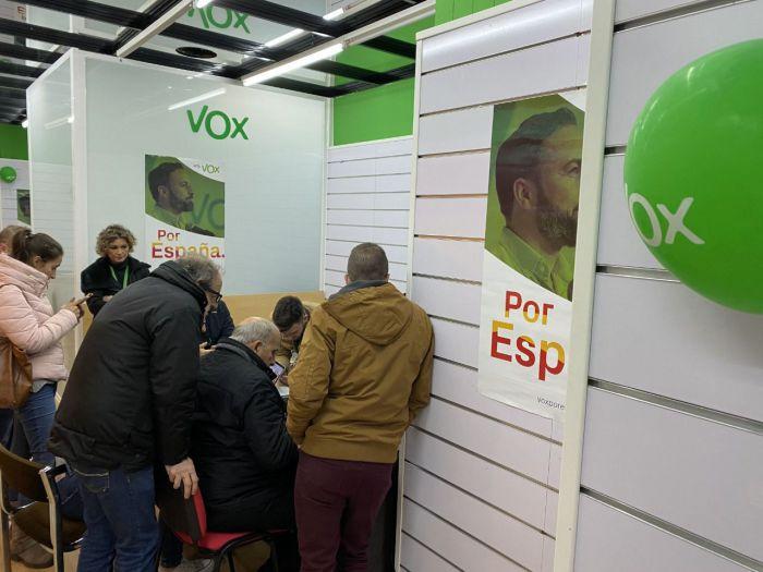 Sede de Vox en Cuenca