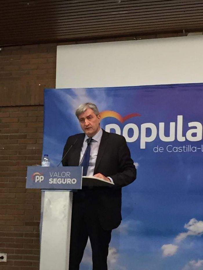 José Manuel Salas, portavoz del Grupo Popular en el Ayuntamiento de Tarancón
