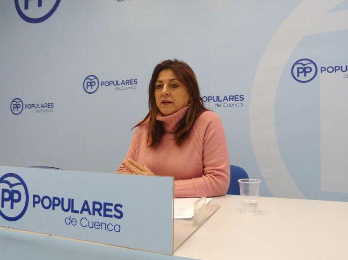 """Martínez: """"Page evidencia cada día un gobierno desnortado, además de mentir y ocultar datos a los castellanomanchegos"""""""