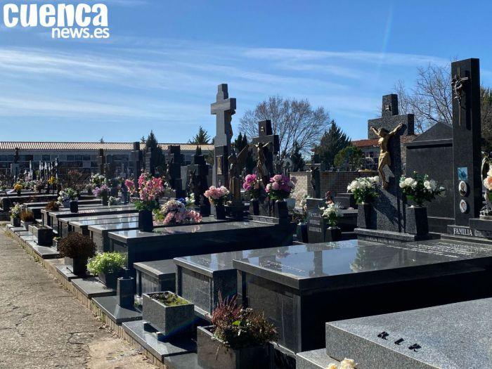 Cementerio municipal Cristo del Perdón | Imagen de archivo