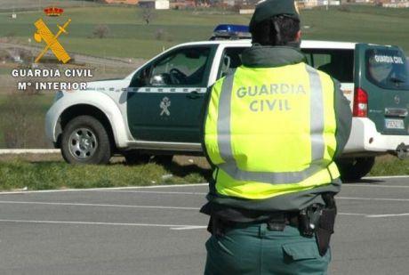 La Guardia Civil detiene a una persona en la serranía como autor de varios delitos contra la propiedad