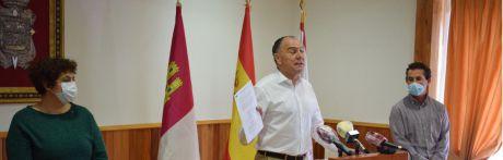 López Carrizo no aplicará la subida a su salario aprobada en el último pleno
