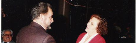 IU y el PCE recuerdan a Julio Anguita, el dirigente que más los apoyó